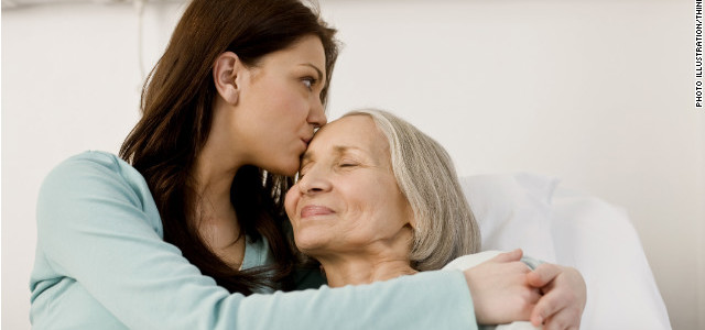 Palliative Care is available to you……